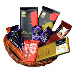 A chocolaty affair hamper