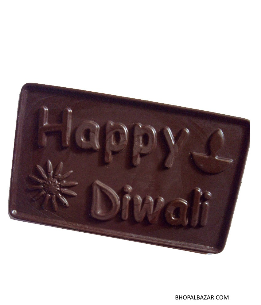 Happy Diwali Milk Chocolate