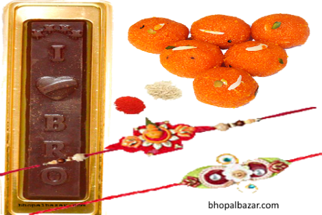 Sweets For rakhi