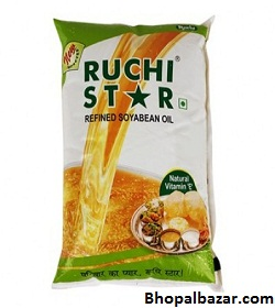 RUCHI STAR SOYA OIL POUCH