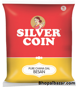 Silver Coin Besan