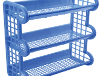 Plastic Mini Rack