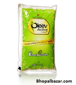 Oleev Active Olive Oil Pouch
