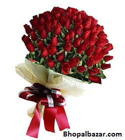 Grand Classic Red Rose Bouquet