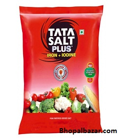 Tata Salt Plus (Iron+Iodine)