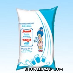 AMUL MOTI HOMOGENISED TONED MILK